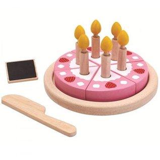 Plantoys Verjaardagscake Set