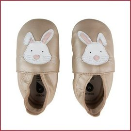 Bobux Slofjes Rabbit Gold