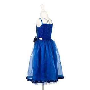 Souza for kids Gabrielle jurk, blauw