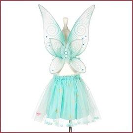 Souza for kids Angelina rokje + vleugels, mint groen, 3-5 jr