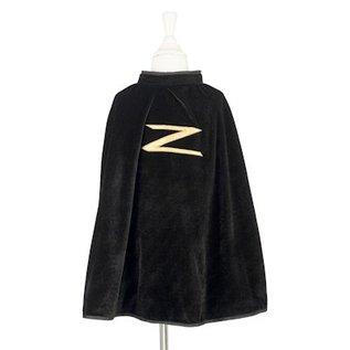 Souza for kids Zwarte cape Z, 4-8jr/104-128