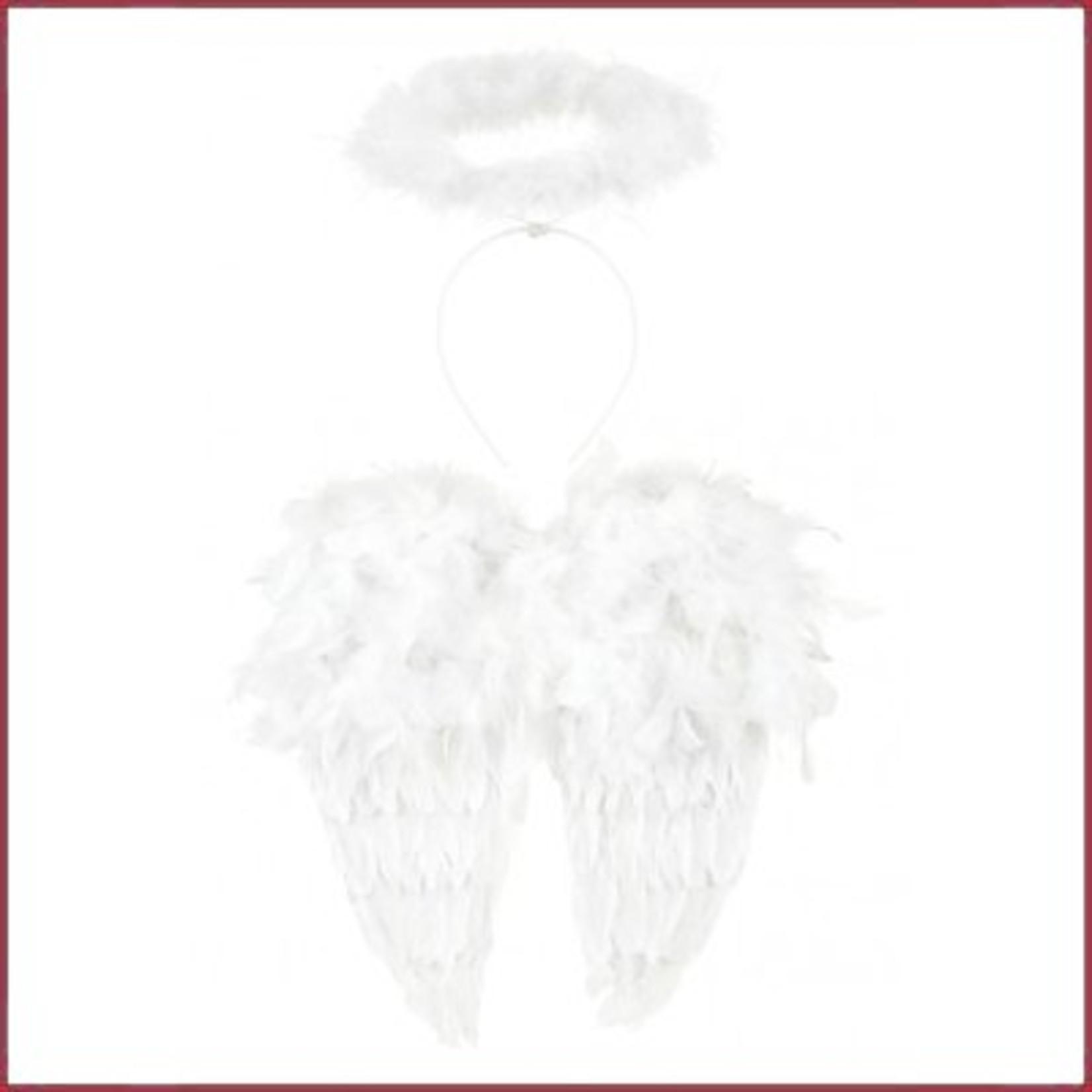 Souza for kids Angel vleugels + halo set
