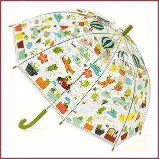 Djeco Paraplu Kikkerland