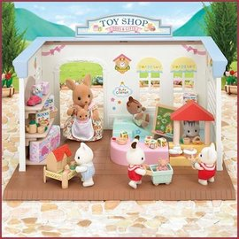 Sylvanian Families Speelgoedwinkel
