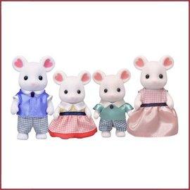 Sylvanian Families Familie Marshmellow Muis