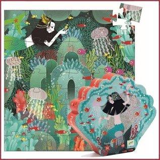 Djeco Puzzel Onderwater Paradijs 54 stukjes