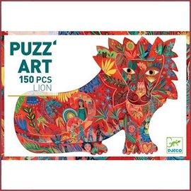 Djeco Puzz'Art Leeuw 150 stukjes