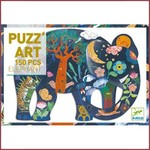 Djeco Puzz`Art Olifant 150 stukjes