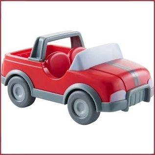 Haba Little Friends - Auto van de Dierenarts