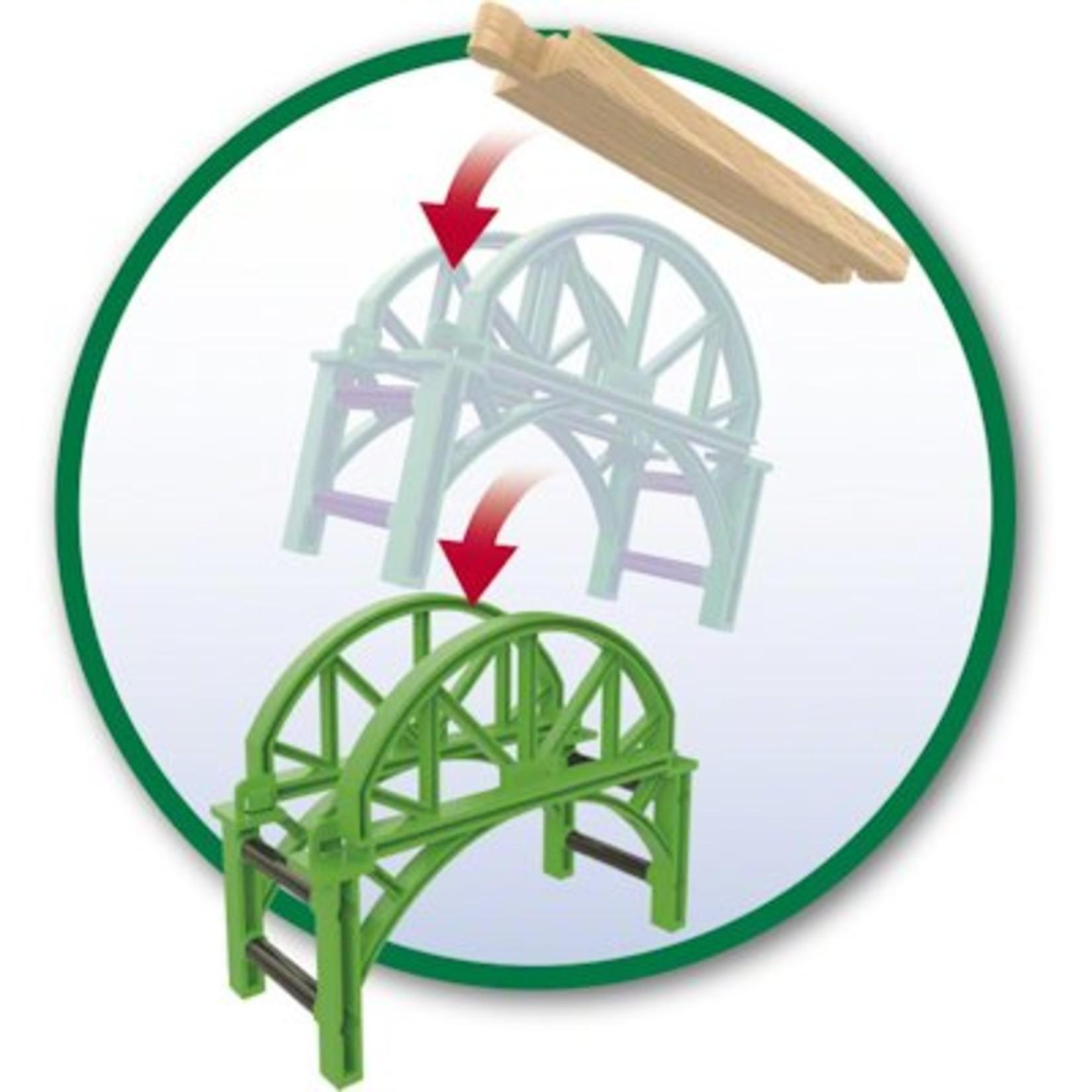 Brio Stapelbrug