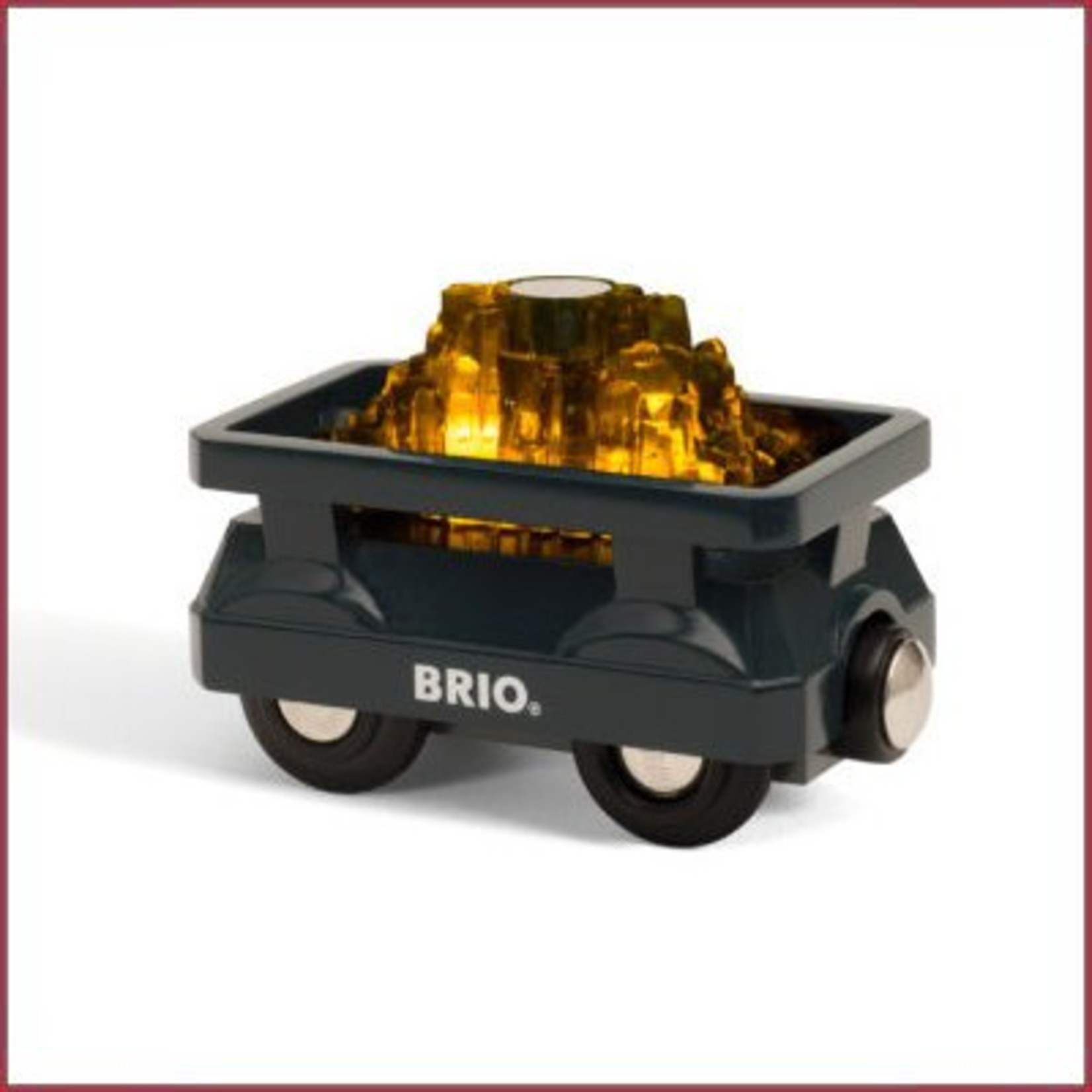 Brio Goud Wagon