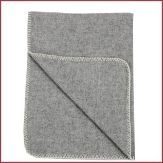 Klippan Wiegdeken eco wol Soft Wool 65x90 cm