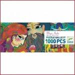 Djeco Gallerie Puzzel Magisch India 1000 stukjes