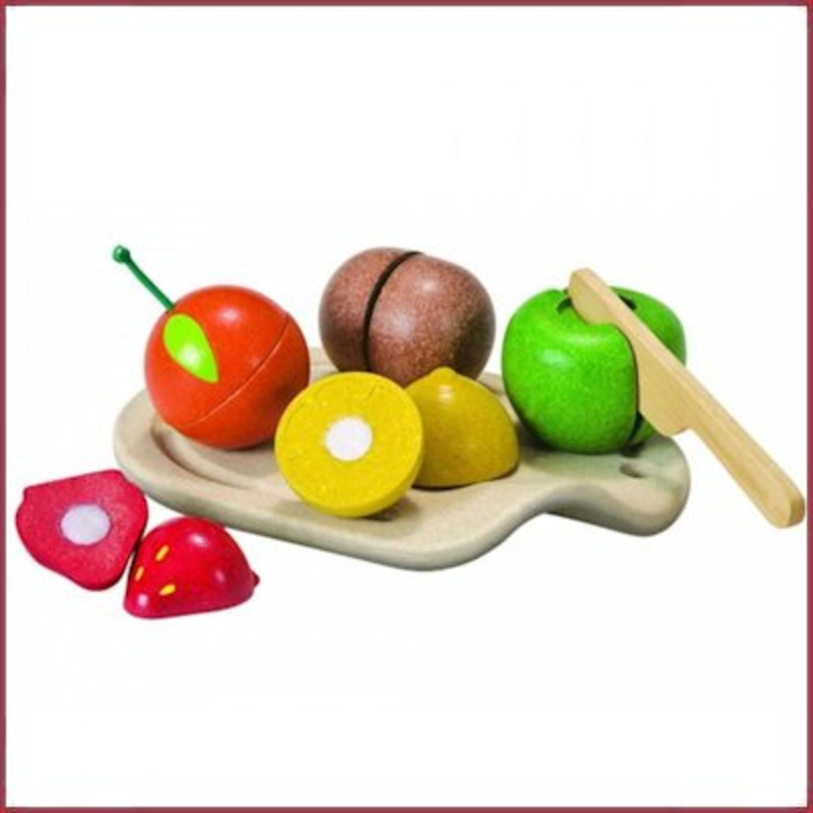 Plantoys Fruit snijsetje