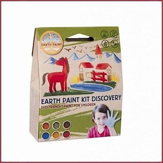 Natural Earth Paint Natural Earth Paint Children's Earth Paint Kit Discovery