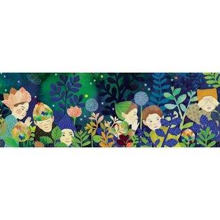 Djeco Puzzel met poster 100 st. Geheimen