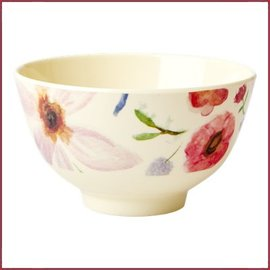 Rice Rice Bowl Small met Selmas Flower Print