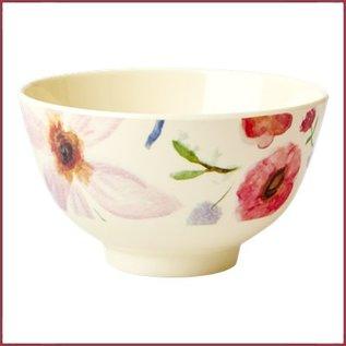 Rice Rice Bowl Small met Selmas Flower Print