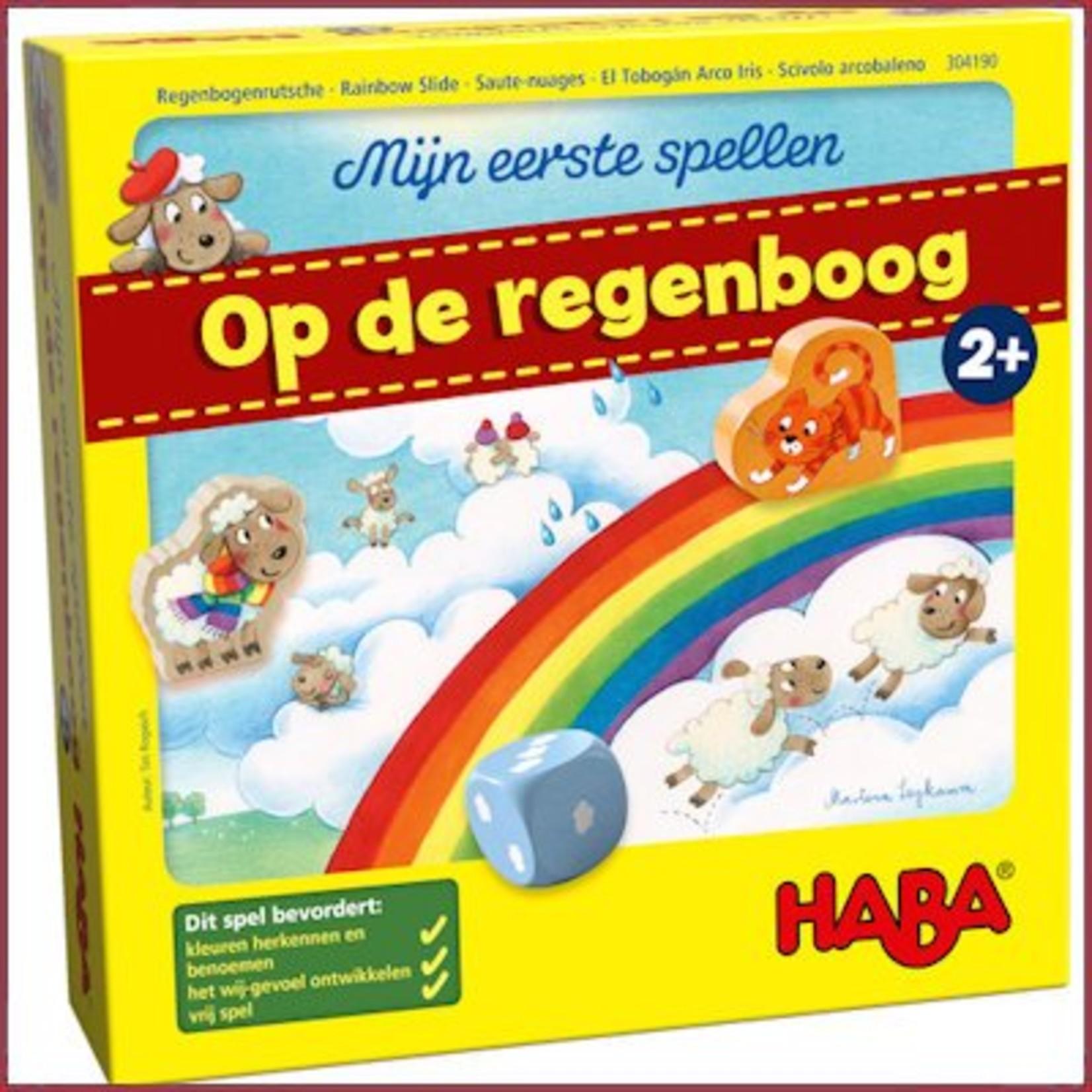 Haba Mijn eerste spel - Op de Regenboog