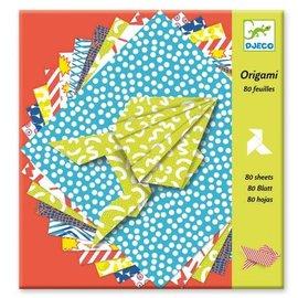 Djeco Origami papier