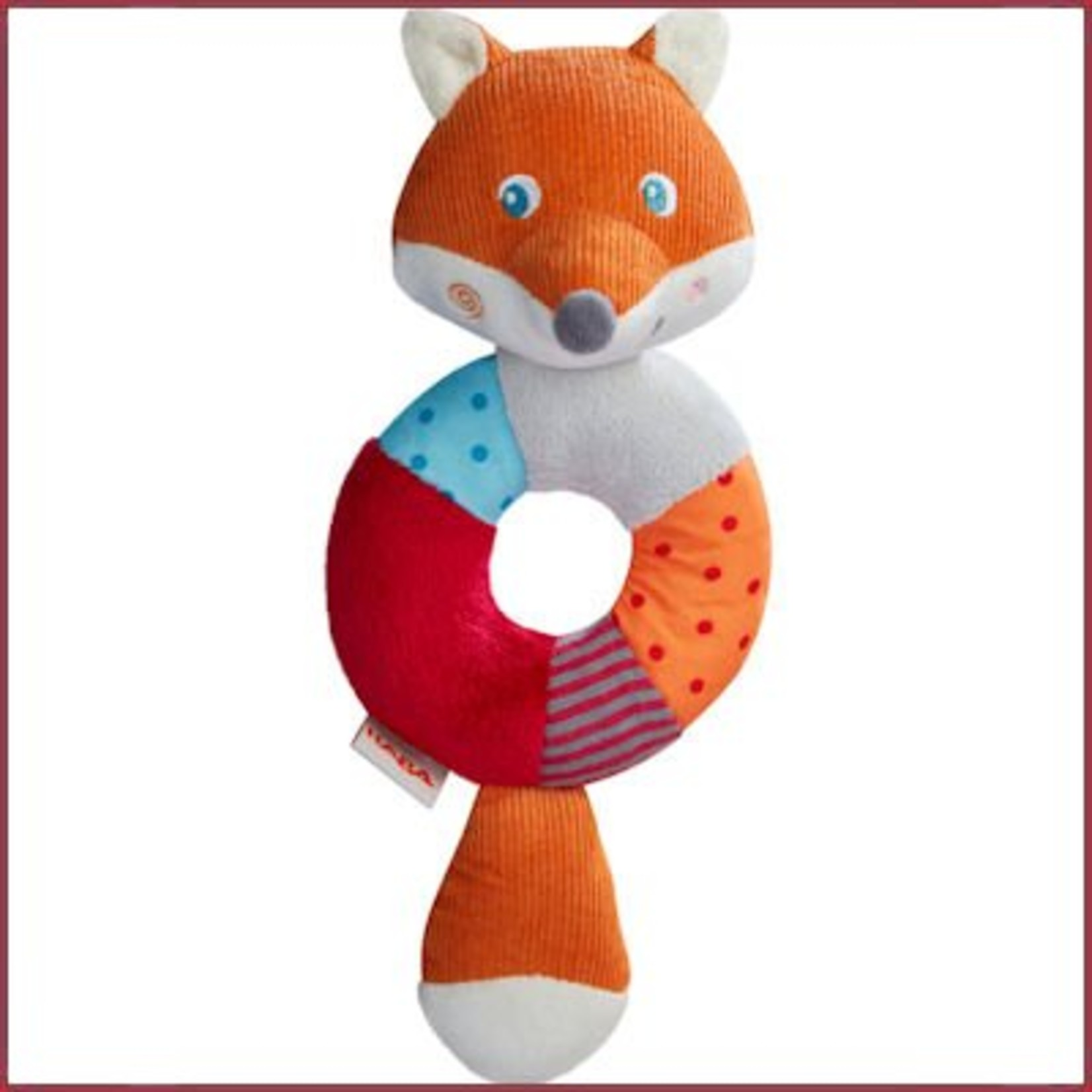 Haba Rammelaar Vos Foxie
