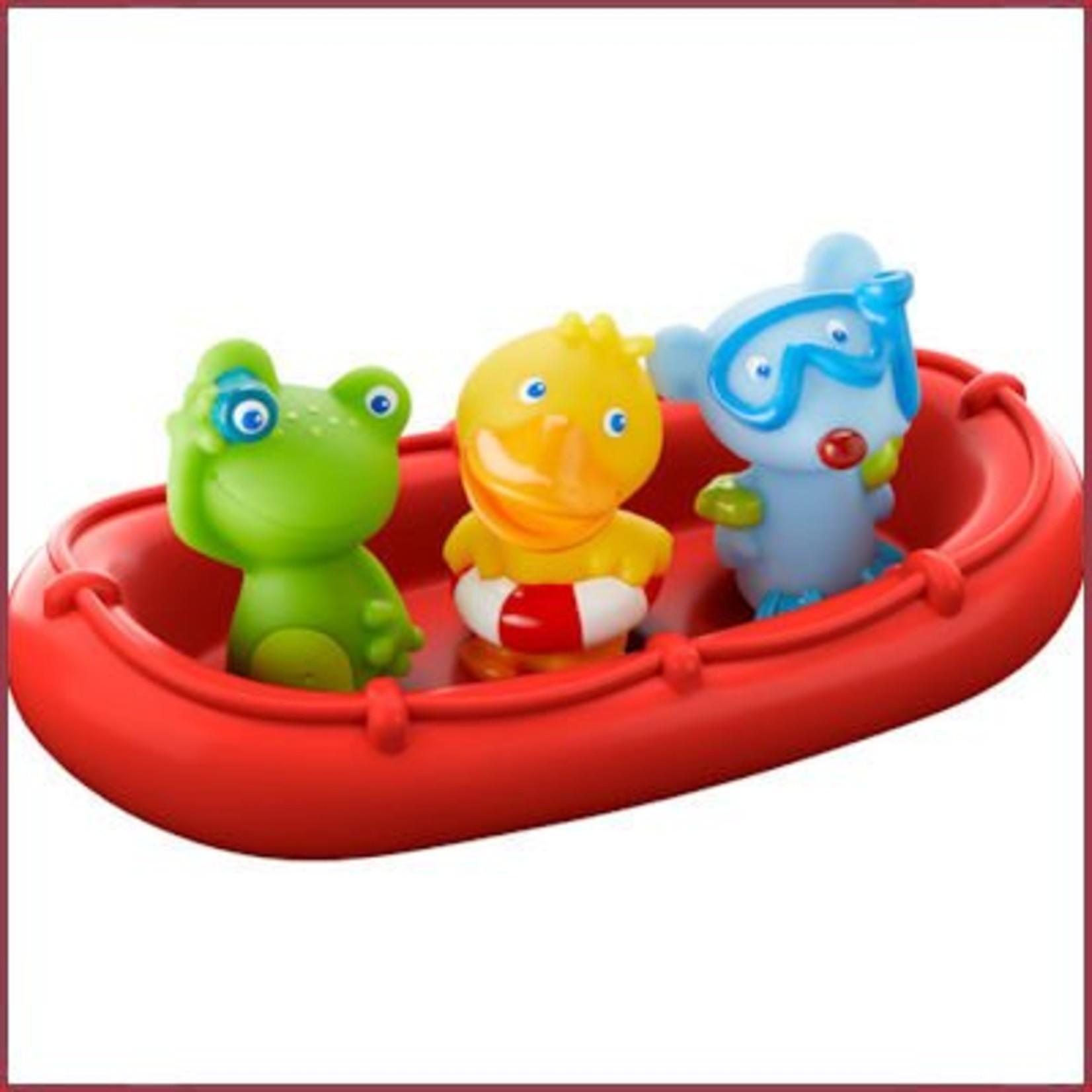 Haba Badboot Dieren