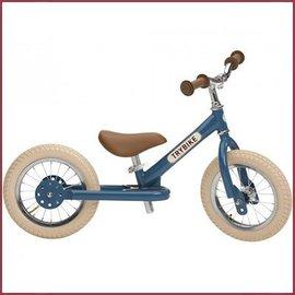 Trybike Trybike, steel vintage loopfiets Bleu