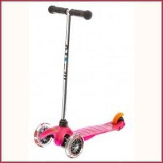 Micro Micro Step Mini roze