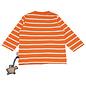 Sigikid T-shirt lange mouw, Jaffa orange