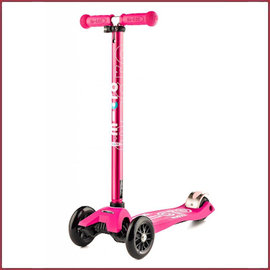 Micro Step Microstep Maxi Deluxe - roze