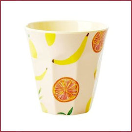 Rice Rice Cup Medium - Happy Fruits Prints