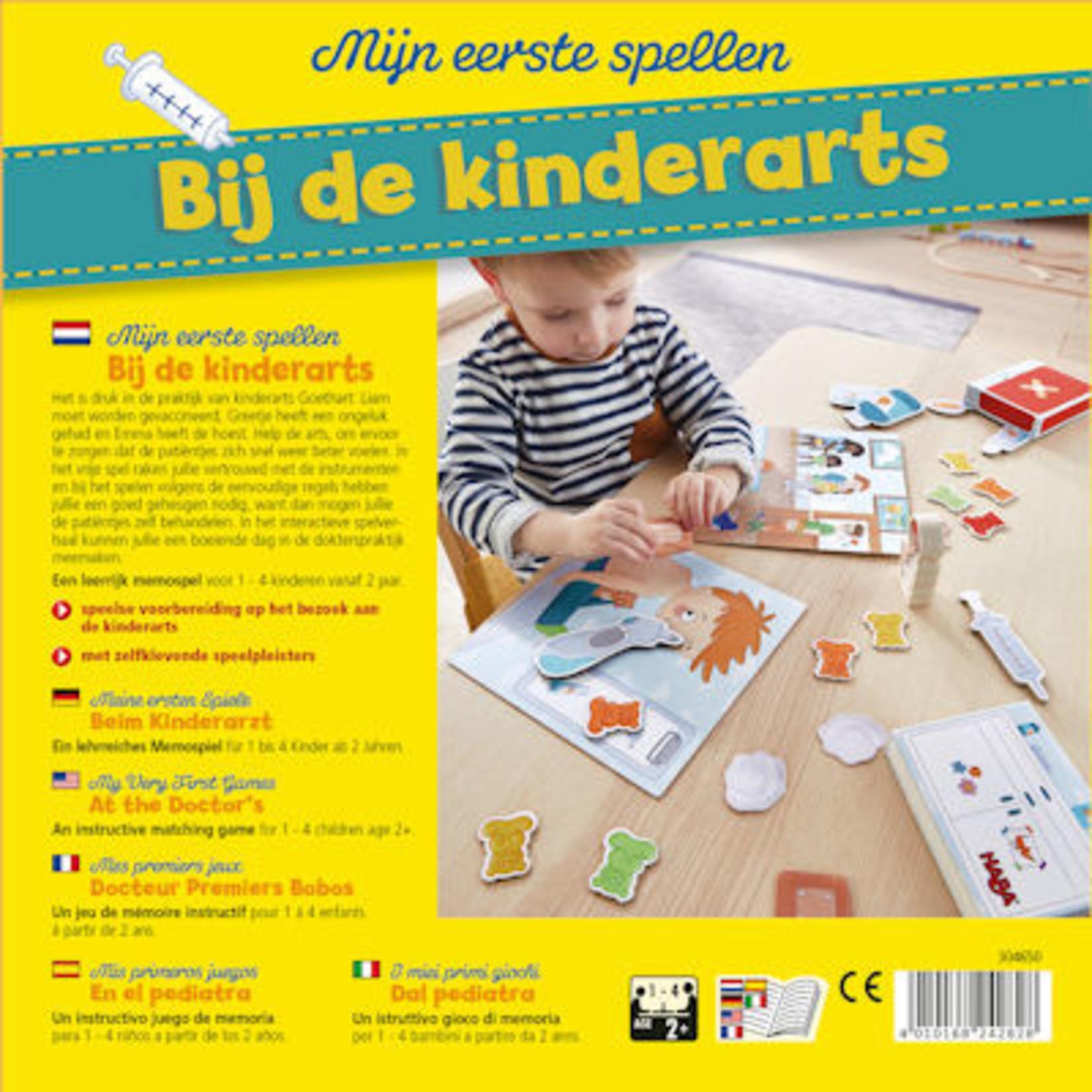 Haba Mijn eerste spel - Bij de Kinderarts