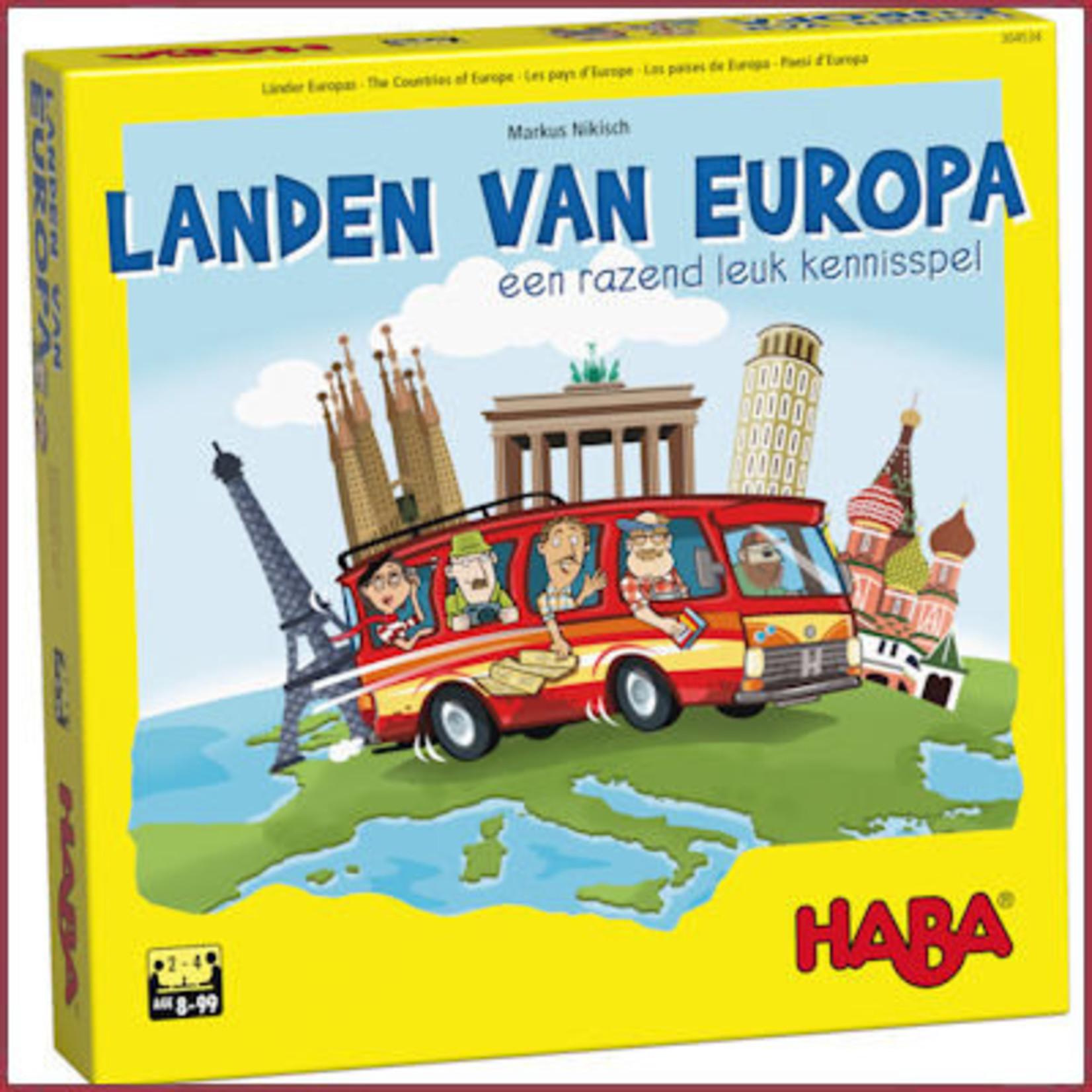 Haba Landen van Europa