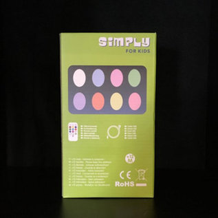 Simply for Kids Nachtlamp Siliconen Uil