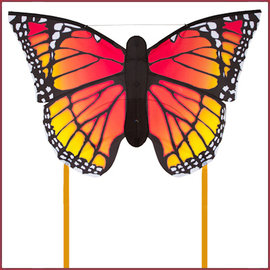 """Butterfly Kite Monarch """"L"""""""