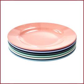 Rice Rice Side Plate Set 6 diverse kleuren - Happy 21st