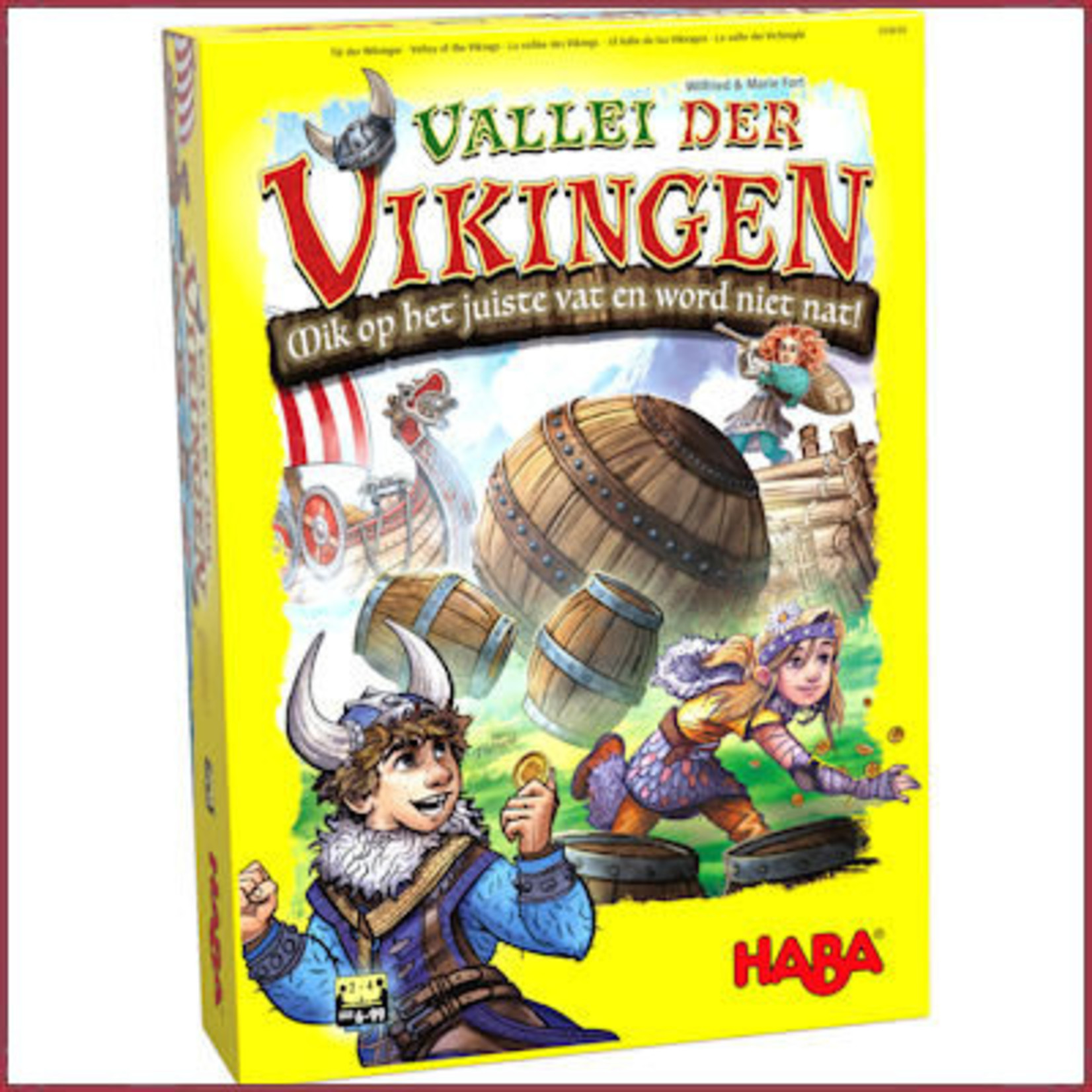 Haba Vallei van de Vikingen