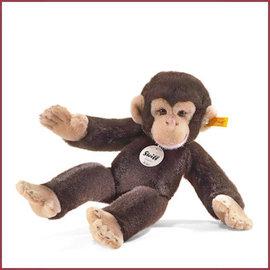Steiff Koko Chimpansee, donker bruin