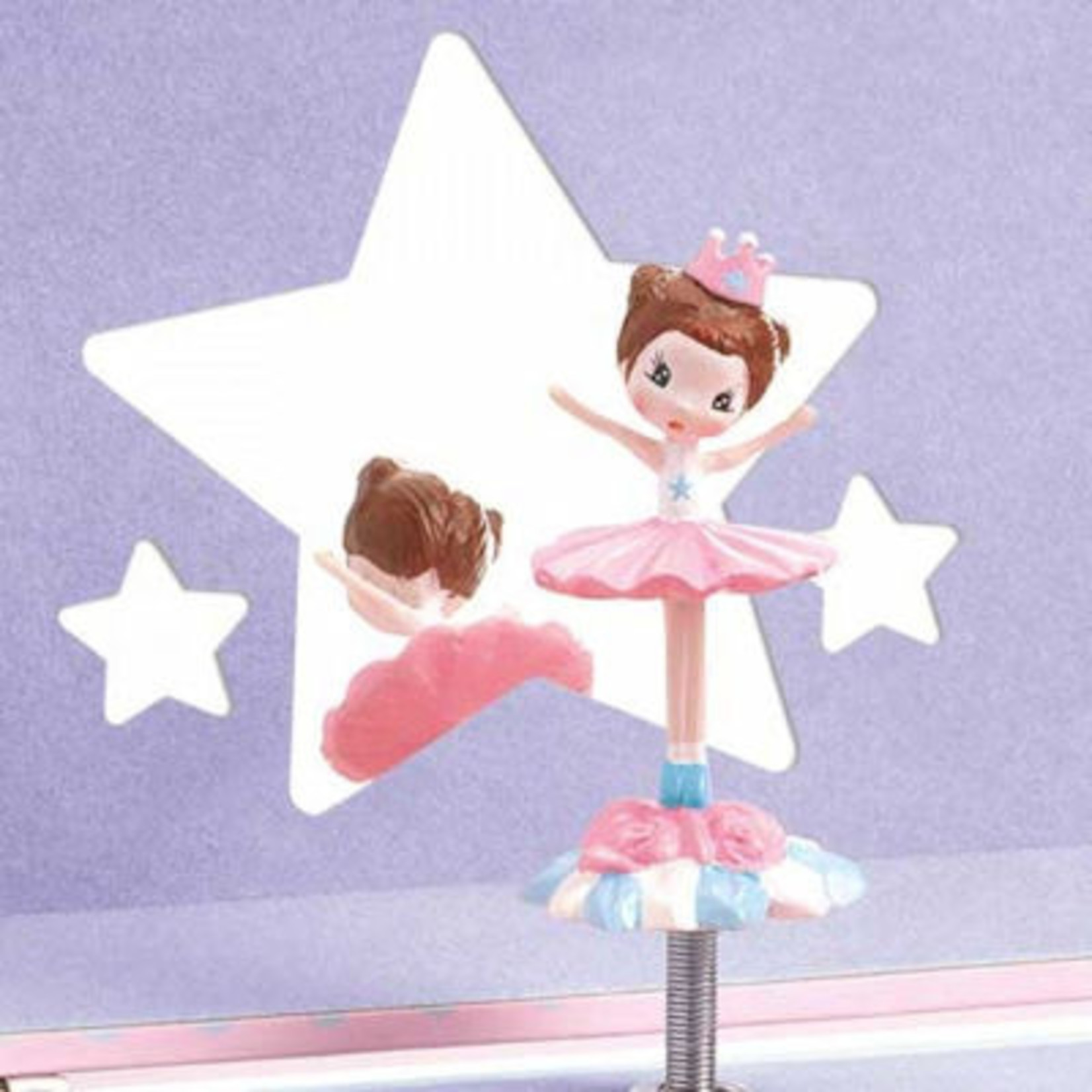Djeco Muziek/juwelendoosje Ballerina's melodie