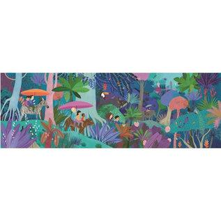 Djeco Gallerij puzzel - Gallery Kinderwandeling 200 st
