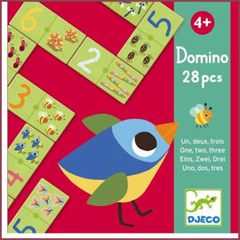 Djeco 123 Domino