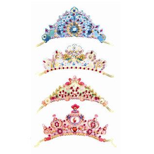 Djeco Knutselset diadeem versieren - als een prinses