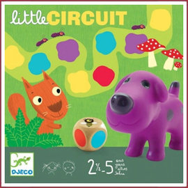 Djeco Peuterspel Little Circuit