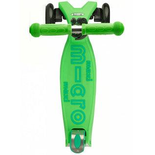 Micro Step Maxi Micro Deluxe groen