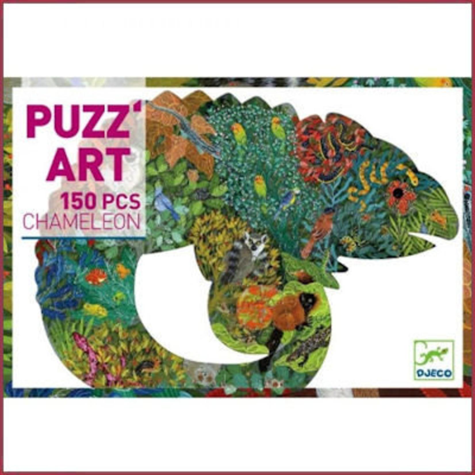 Djeco Puzz'Art Kameleon 150st