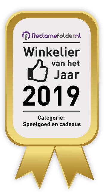 Winkelier van het jaar 2019