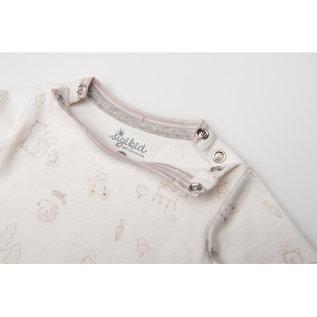 Sigikid Shirtje met lange mouw wisper white