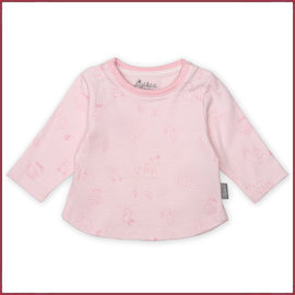 Sigikid Shirt met lange mouw, New Born, barely pin