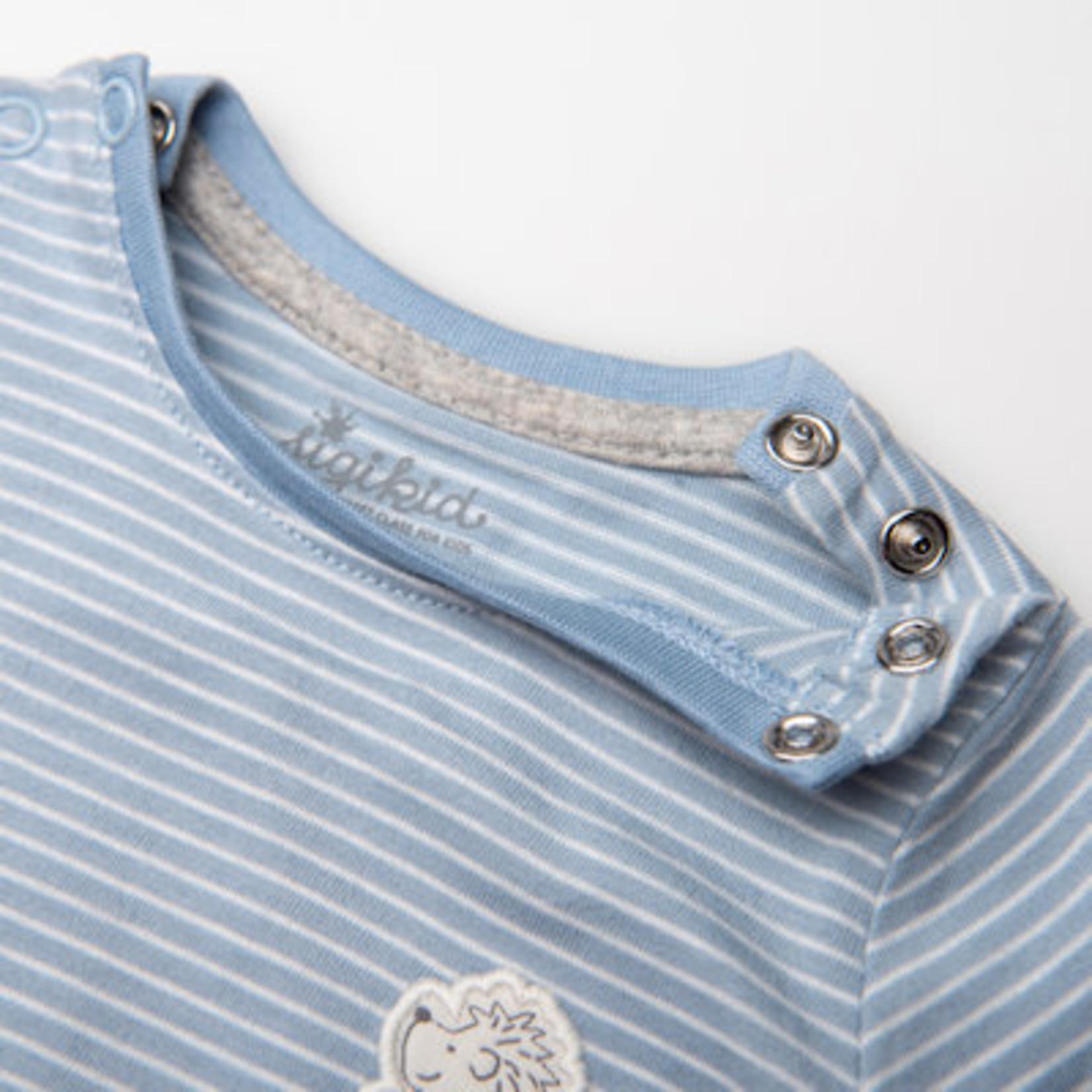 Sigikid Shirt met lange mouw blue fog