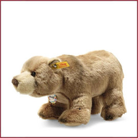 Steiff Back in Time Baerli brown bear